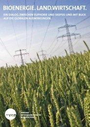 Bioenergie. Land.Wirtschaft. - Aktuell - 24zwoelf.de
