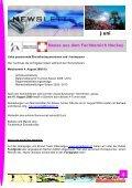 Juni 2 Neues aus dem KC Einrad 3 Rennen 4 Hockey 5 Freestyle 6 ... - Page 4