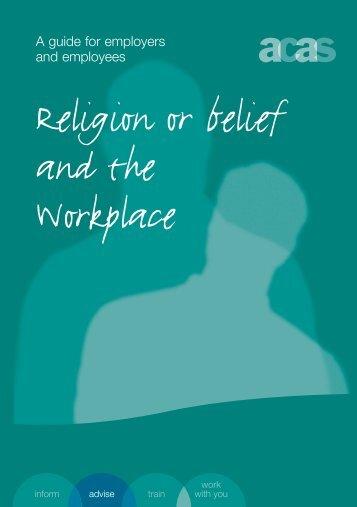 H01209 Religion cover.qxd - Acas