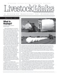 SPRING 2013 Livestock Links - Alabama Cooperative Extension ...