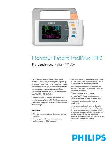 Moniteur Patient IntelliVue MP2 - achats-publics.fr