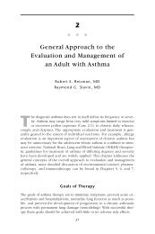 General Approach to the Evaluation and Management of - American ...