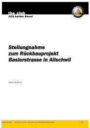 Klicken: PDF - Sektion beider Basel