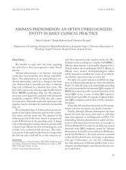 ASHMAN PHENOMENON: AN OFTEN UNRECOGNIZED ENTITY IN ...
