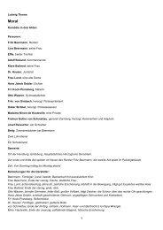 Ludwig Thoma Komödie in drei Akten Personen: Fritz ... - act-n-arts