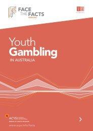 Youth Gambling in Australia, Vol.1, No.4 - Australian Clearinghouse ...