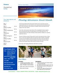 Floating Adventure GR Islands of Corfu.pub - Active Journeys