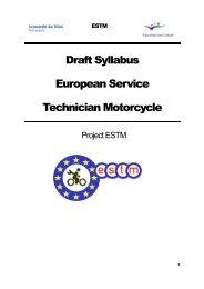 Professioneller Bericht - ADAM - Leonardo da Vinci Projects and ...