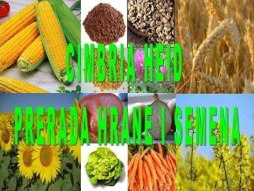 Prerada hrane i semena - Advantage Austria