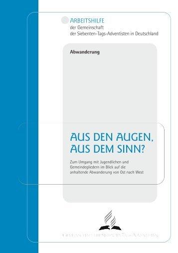 PDF zum Herunterladen - Advent-Verlag Lüneburg