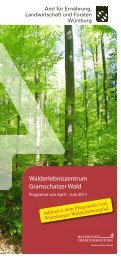 Programm - Amt für Ernährung, Landwirtschaft und Forsten ...