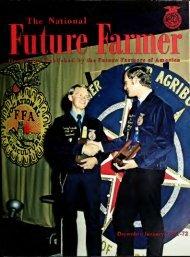 National Future Farmer