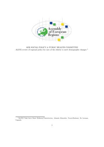 GB-Doc6-ALIVE - Assembly of European Regions