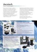Fortschrittliche Bewegungssysteme für Verteidigung ... - Aerotech Inc. - Seite 2