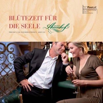 PAUSCHALEN 2009/10 Buchen Sie eine ... - Hotel Pension Auenhof
