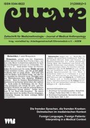 PDF zum Download - Arbeitsgemeinschaft Ethnomedizin