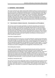 Miscellaneous publication 30/2005 : Distribution and abundance of ...