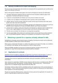Importing and keeping introduced mammals, birds, reptiles and ... - Page 7