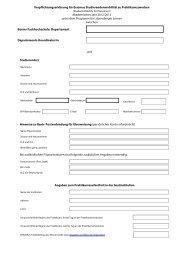 Verpflichtungserklärung für Erasmus Studierendenmobilität zu ...