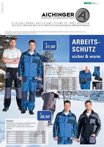ARBEITS- SCHUTZ
