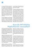 Nr.57: HIV und Kopfschmerz - Deutsche AIDS-Hilfe e.V. - Page 4