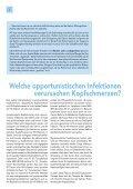 Nr.57: HIV und Kopfschmerz - Deutsche AIDS-Hilfe e.V. - Page 6