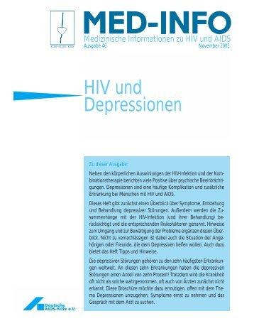 HIV und Depressionen - Aidshilfe Köln