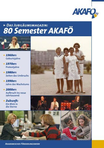 80 Semester AKAFÖ - AKAFÖ Bochum