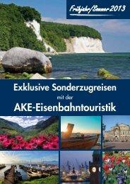 Mailing Februar 2013 - AKE-Eisenbahntouristik