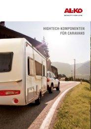 Hightech-Komponenten für Caravans - AL-KO Kober AG