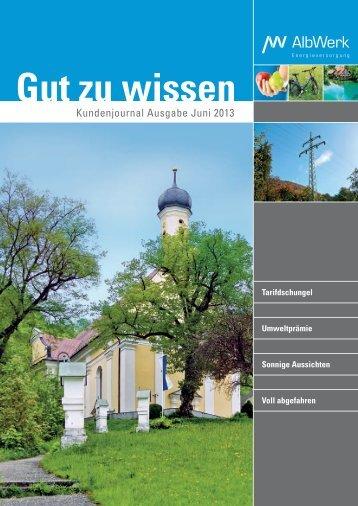 Download als PDF - Alb-Elektrizitätswerk Geislingen-Steige eG