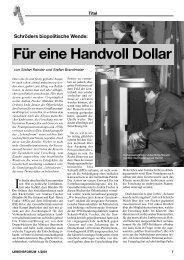 Für eine Handvoll Dollar - Aktion Lebensrecht für Alle eV