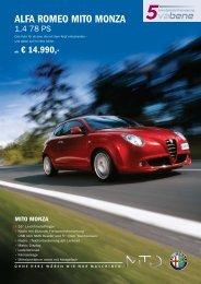 mito monza - Alfa Romeo