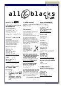 Bulletin 04 / 07 - All Blacks Thun - Page 2