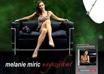 Melanie Miric - Ungezähmt - Allee-Center, Leipzig
