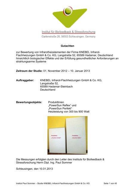 Flachheizungen GmbH & Co. KG, Langstraße 52, 6 - Allpax GmbH ...
