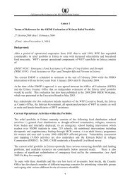 Annex 1 Terms of Reference for the OEDE Evaluation of ... - alnap