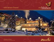 Downloaden - Wellness Hotel Tirol Alpenrose