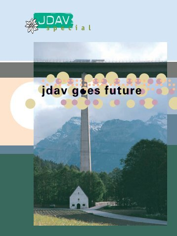 jdav g es future - Deutscher Alpenverein