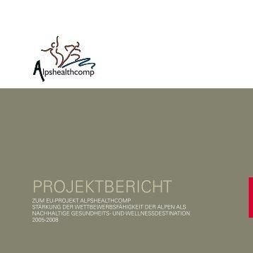 Projektbericht - Alpine-space.org