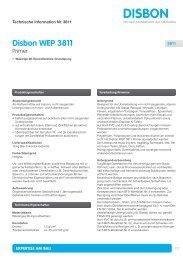 Disbon WEP 3811 - Alsecco