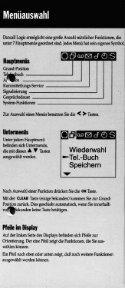 Bedienungsanleitung - Altehandys.de - Page 5