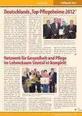 Ausgabe Dezember 2012/Januar 2013 - Alten- und Pflegezentren ... - Seite 5