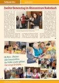 Ausgabe Dezember 2012/Januar 2013 - Alten- und Pflegezentren ... - Seite 6