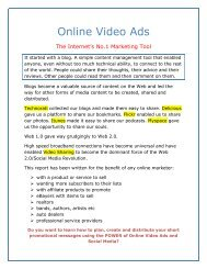 Video Ads Blueprint - Amazon Web Services