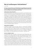 Man wird ja wohl Israel noch kritisieren dürfen - Amadeu Antonio ... - Seite 7