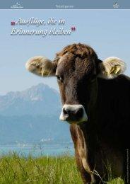 Verzeichnis Freizeitpartner - Ammergauer Alpen