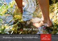 Auszeit in den Ammergauer Alpen