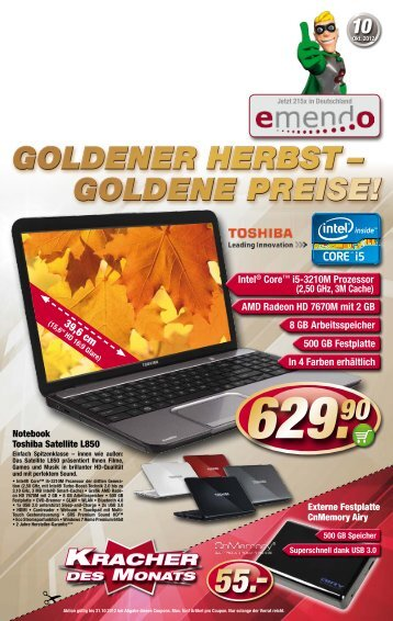 GOLDENE PREISE! - Emendo Kooperationsmanagement Gmbh ...