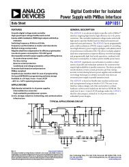 ADP1051 - Analog Devices
